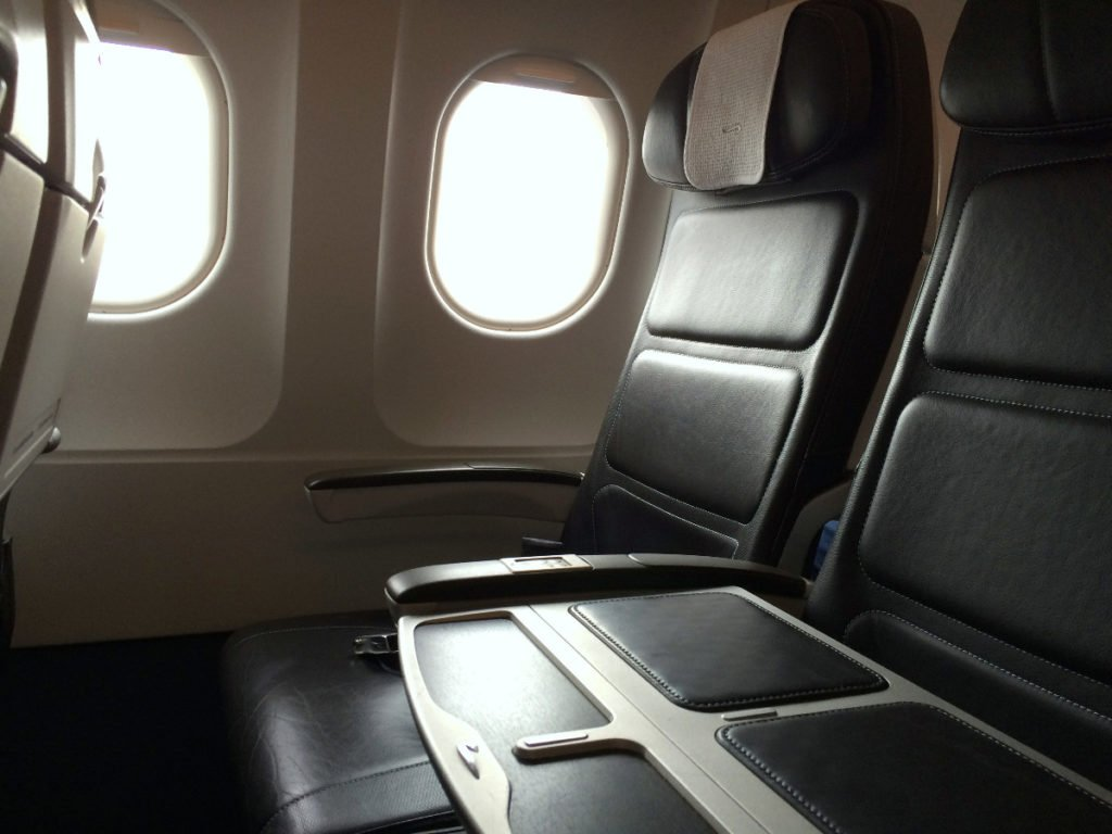 British Airways Airbus 320 Club Europe