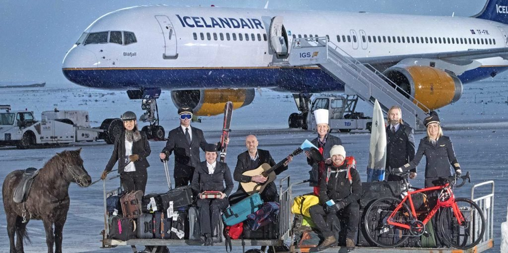 Icelandair Stopover Buddy