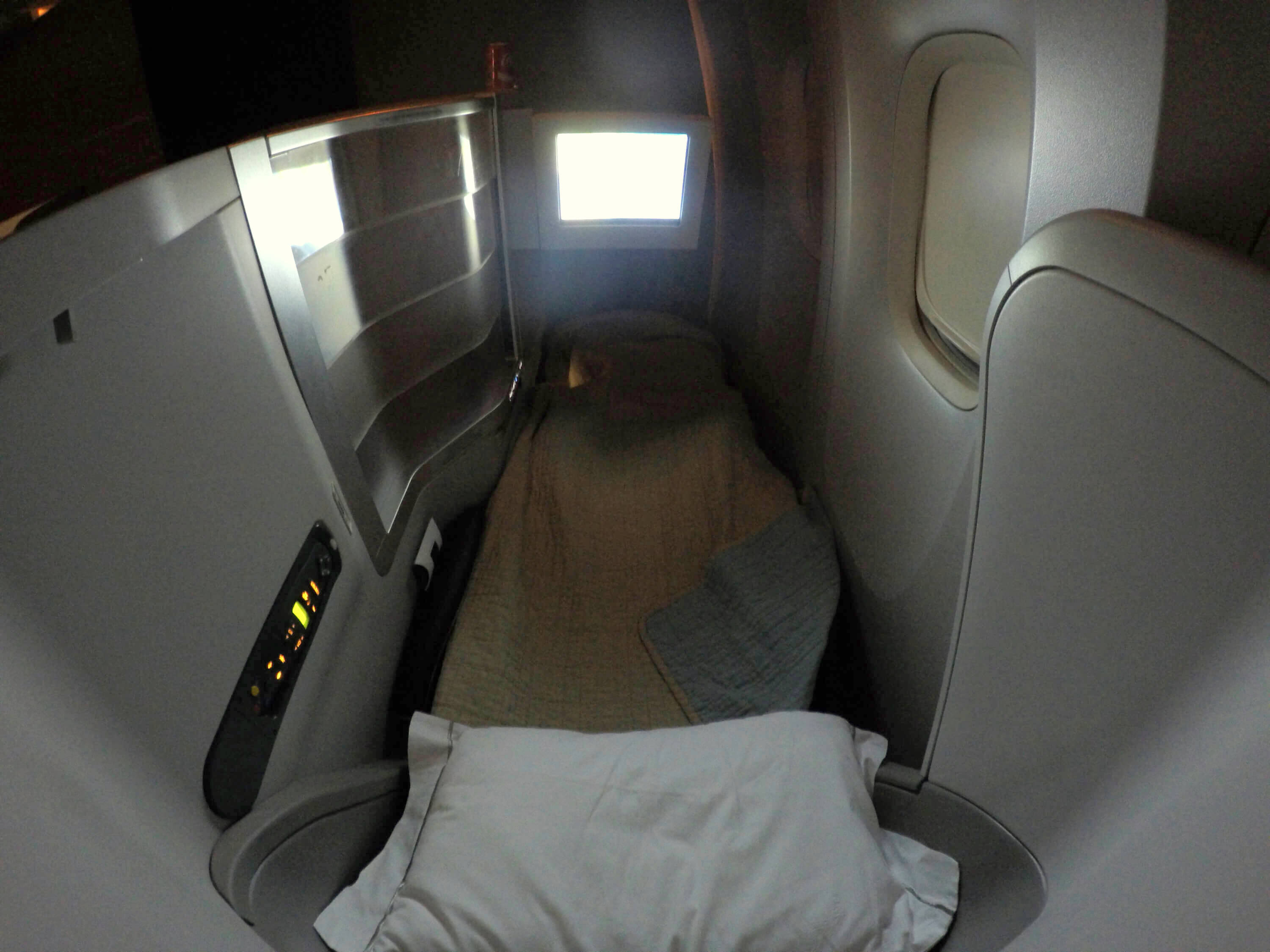 British Airways Business Class Boeing 777-200