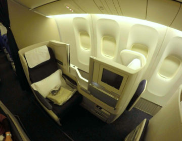 Reporte de Vuelo: British Airways Business Class Boeing 777 Londres-Buenos Aires