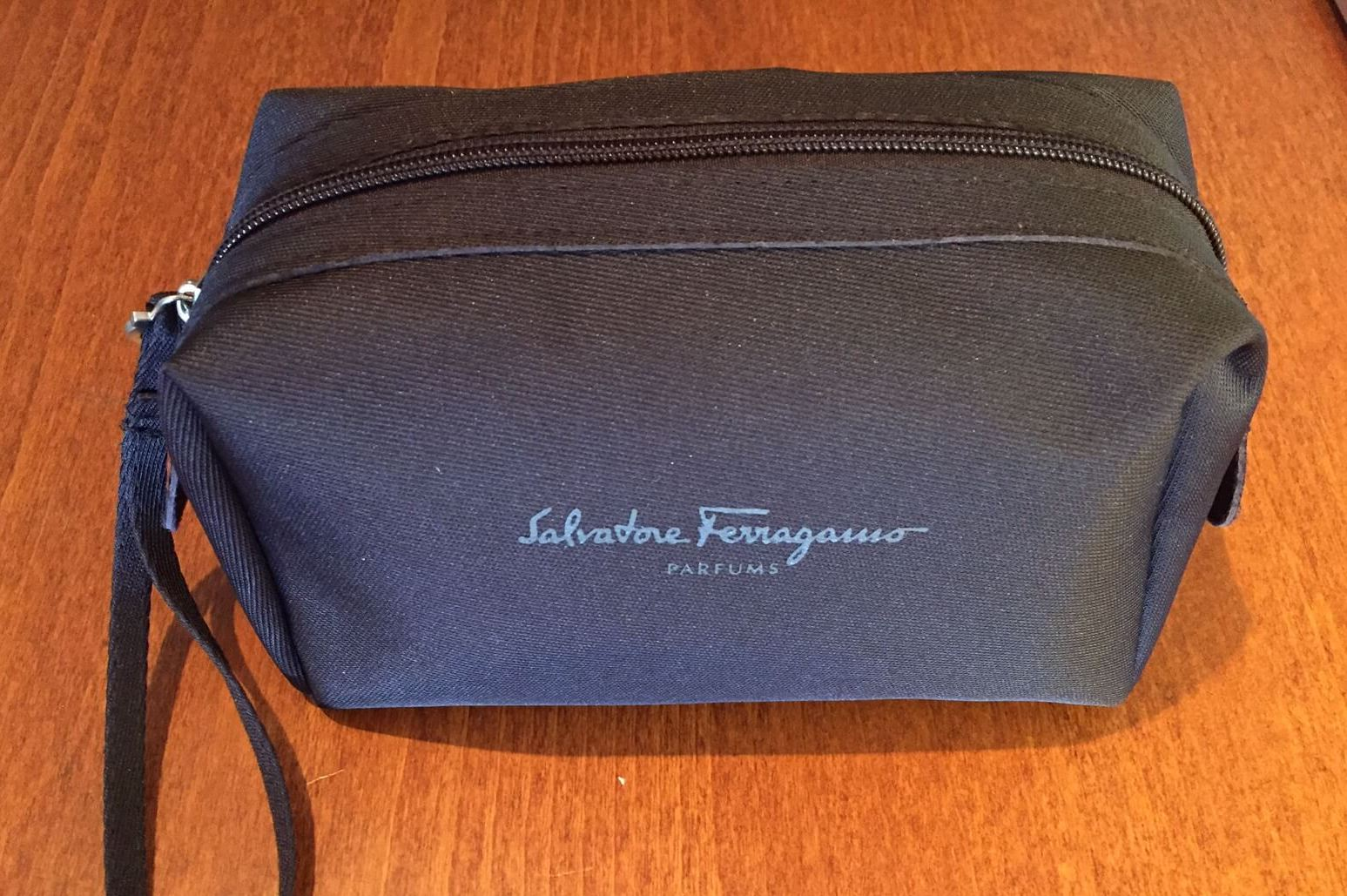 Amenity Kit Salvatore Ferragamo Latam business class